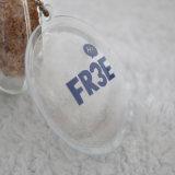 Casaco de inverno para crianças PVC Down Feather Label