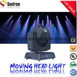 3段階モーターSharpyのビーム移動ヘッドライト