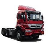 Tipo di azionamento di marca 6X4 di Sinotruk camion del trattore