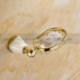 Neue gestartete goldene Badezimmer-Zubehör