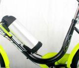 Bicyclette électrique pliable de batterie du bâti 36V 250W d'alliage d'aluminium