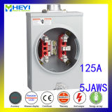미터 Base 125A 600V Single Phase Milbank Meter Socket