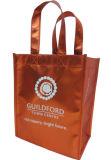 Recicl o saco de compra metálico laminado não tecido