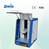 Faser-Laser-Markierungs-Maschine des China-bewegliche Metall20w (DW-F20W)