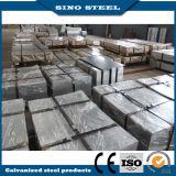 hoja de acero galvanizada anchura de carbón del espesor 1250m m de 0.11m m