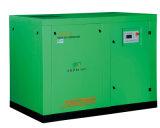 Compresseur d'air à vis sans huile de la lubrification à l'eau 75kw 100HP
