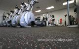 Roulis en caoutchouc réutilisé de plancher de gymnastique de garantie