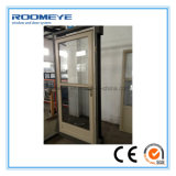 Puerta de Tormenta de Aluminio de Roomeye Vista Completa o Puerta de Tormenta de Almacenamiento Autónomo