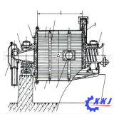 Máquina ahorro de energía del molino de bola, PE600*1200-- ¡Venta caliente! ¡!