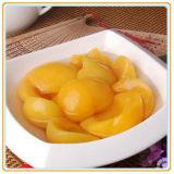 Pêssego enlatado/pêssego amarelo em Havles/fatias