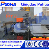 Ouvrir le type machine de perforateur de poinçonneuse/trou de commande numérique par ordinateur de gorge profonde