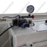 Máquina de corte de la guillotina de la viga hidráulica del oscilación (QC12Y-8X3200)