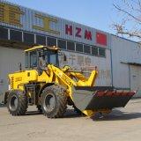 Hersteller Hzm932 3ton Front Wheel Loader mit CER Eac