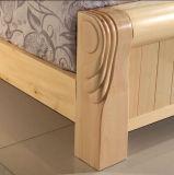 Кровати твердой деревянной кровати самомоднейшие двойные (M-X2234)