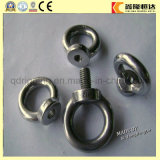 Fabrication Rigging Hardware Drop Forged Galvanized Carbon Steel Eye Nut