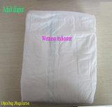 使い捨て可能なAdult Diaper (PEのフィルム、PPテープ)