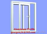 Espulsione di alluminio della finestra di scivolamento per il portello della finestra