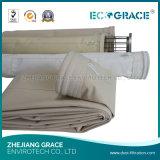 Sachet filtre non-tissé de PPS de tissu filtrant