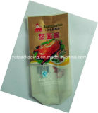 Alimento Plastic Packaging Bag per Sweet Sauce