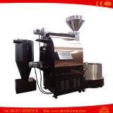 バッチコンピュータPLC制御ガスの熱のコーヒー煎り器ごとの200kg
