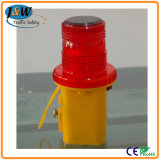 Durable elevado Solar Warning Light com CE Certificate