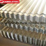 건축은 아연에 의하여 입힌 강철 지붕 장을 금속을 붙인다