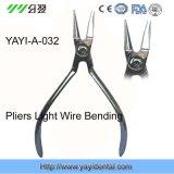El CE aprobó el alambre ligero de la alambre que dobla para hacer lazos precisos