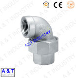 Raccords de tuyaux en acier inoxydable avec haute qualité