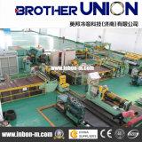 Enroulement en acier de la Chine coupé à la ligne de machine de longueur pour la feuille mince de plat
