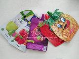Spouted мешок пластичного напитка студня плодоовощ упаковывая
