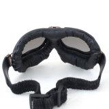 Lunette à rayures UV 400 sans visière Harley Goggles