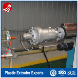 Cadena de producción plástica del estirador del tubo del tubo de PPR para la venta
