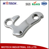 Часть вковки алюминий/Aluminium6061/6082/7075 сплава OEM поставщика Китая