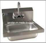Bassin de main d'acier inoxydable pour le légume de lavage (WLH1414)