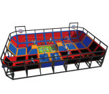 Парк Trampoline кровати Trampoline занятности CH-St130004 Cheer большой