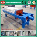 Filtro hidráulico profissional do óleo do frame da placa da manufatura