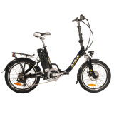 Globally Popular Li-Battery Folding Electric Bike (JB-TDN08Z)