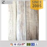 Plancher de vinyle de PVC de robe de colle