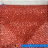 Rote PET Raschel Säcke für verpackenkartoffeln