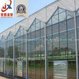 多機能の近代化の情報処理機能をもった温室