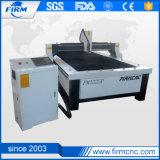 Fabricação de fábrica 1300 * 2500m Metal Plasma Cutting Machine