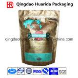 Aluminiumfolie-Fastfood- Kaffee-Beutel mit Reißverschluss und Ventil