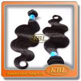 Unverarbeitete Jungfrau Remy brasilianisches Haar (KBL-BH)