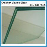 10-12mm abgehärtetes lamelliertes Glas für Balustrade/das Fechten