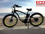 리튬 건전지와 바닷가 자전거와 모래 자전거 전기 자전거
