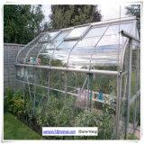 Serra di vetro del mini giardino per la famiglia