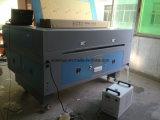 CO2 Laser-Scherblock-Laser-Gravierfräsmaschine für Leder