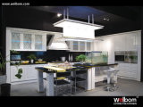 2015 Welbom Euro White Lacquer Kitchen Cupboard Design