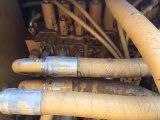 Trattore a cingoli usato 320d del macchinario di costruzione fatto nel Giappone