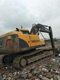 Escavatore utilizzato molto buon Volvo Ec210b del cingolo di condizione di lavoro (fatta in 2011)